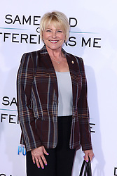 """Judi Evans at the Paramount Pictures And Pure Flix Entertainment's """"Same Kind Of Different As Me"""" Premiere held at the Westwood Village Theatre on October 12, 2017 in Westwood, California, USA (Photo by Art Garcia/Sipa USA)"""