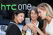 HTC One Launch, MCA, Sydney