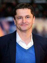 Peter Czernin attending The Guernsey Literary and Potato Peel Pie Society world premiere held at Curzon Mayfair, London.