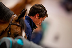 De Luca Lorenzo, ITA, Ensor de Litrange Lxii<br /> LONGINES FEI World Cup™ Finals Gothenburg 2019<br /> © Dirk Caremans<br /> 02/04/2019