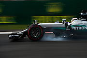 October 28, 2016: Mexican Grand Prix. Lewis Hamilton (GBR), Mercedes