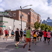 The Chicago Marathon, an AFF Gold Label race, is held every October and is one of the six World Marathon Majors. The race is limited to 45,000 runners and only those who finish within 6½ hours are officially timed.  Photo by Jose More © 2019