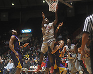 "Ole Miss forward Terrance Henry (1) at the C.M. ""Tad"" Smith Coliseum in Oxford, Miss. on Wednesday, February 9, 2011. Ole Miss won 66-60 and is now 4-5 in the Southeastern Conference."