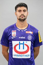 16.07.2019, Generali Arena, Wien, AUT, 1. FBL, FK Austria Wien, Fototermin, im Bild Tarkan Serbest // Tarkan Serbest during the official team and portrait photoshooting of tipico Bundesliga Club FK Austria Wien for the upcoming Season at the Generali Arena in Vienna, Austria on 2019/07/16. EXPA Pictures © 2019, PhotoCredit: EXPA/ Florian Schroetter