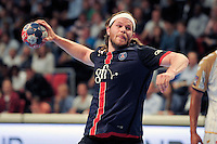Mikkel Hansen - 28.05.2015 - PSG / Saint Raphael - 25eme journee de D1<br />Photo : Andre Ferreira / Icon Sport