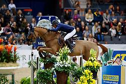 Robert Olivier, FRA, Quenelle du Py<br /> Gothenburg Horse Show FEI World Cups 2017<br /> © Hippo Foto - Stefan Lafrentz<br /> 24/02/17