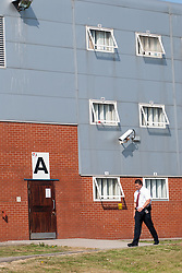 HMP Parc, Bridgend, South Wales, Category B men's private prison & young offenders institution