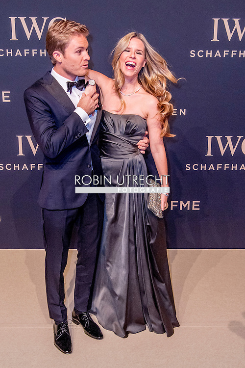 17-1-217 -GENEVE GENEVA SWITSERLAND SWISS ZWITSERLAND -  NICO ROSBERG SIHH 2017  IWC gala event «Decoding the Beauty of Time» COPYRIGHT ROBIN UTRECHT