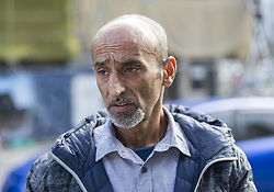 March 16, 2019 - Christchurch, Canterbury, New Zealand - Omr Nabi, whose 71-year-old father Haji-DaoudÊNabi was one of 41 people killed at the Al Noor mosque, says his father was shot as he tried to shield another person from the gunman. (Credit Image: © PJ Heller/ZUMA Wire)