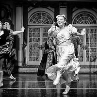 Cinderella - Select Black & White