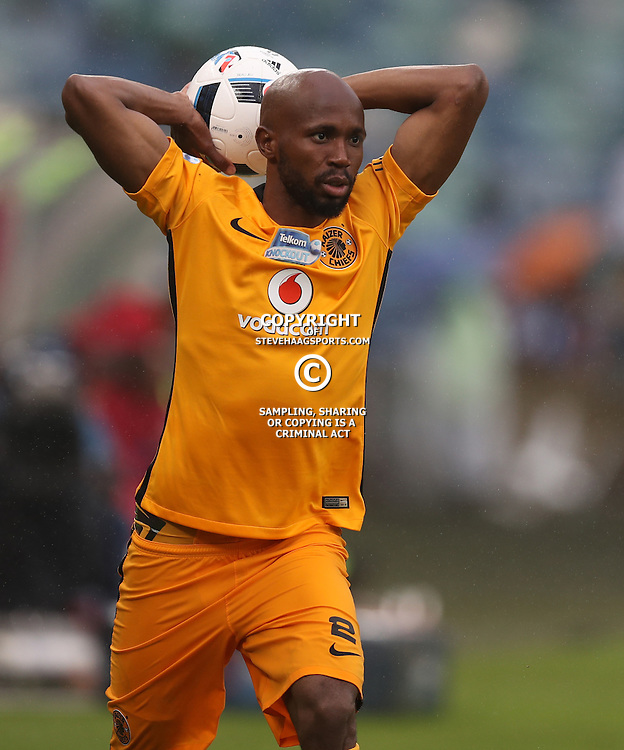 Ramahlwe Mphahlele of Kaizer Chiefs during the Telkom Knockout quarterfinal  match between Kaizer Chiefs and Free State Stars at the Moses Mabhida Stadium , Durban, South Africa.6 November 2016 - (Photo by Steve Haag Kaizer Chiefs)