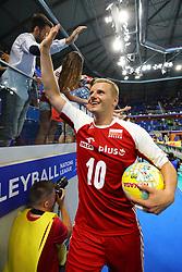POLONIA - SERBIA<br /> PALLAVOLO VNL VOLLEYBALL NATIONS LEAGUE 2019<br /> MILANO 22-06-2019<br /> FOTO GALBIATI - RUBIN