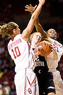 OC Women's BBall at OU - 11/11/2008