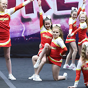 121.Enigma Cheerleading Academy Blaze
