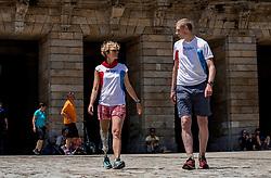 16-06-2017 NED: We hike to change diabetes day 6, Santiago de Compostela <br /> De laatste dag van Herrerias de Valcarce naar Santiago de Compastela.