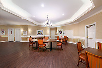 Interior Photo of Brightview Sr. Living Woodbury Lake in New Jersey by Jeffrey Sauers of CPI Productions