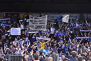 Ultras, Tifosi, Spettatori, Pubblico<br /> Banco di Sardegna Sassari - Happy Casa Brindisi <br /> Semifinale<br /> LBA Serie A Final 8 Eight Postemobile 2018-2019<br /> Firenze, 16/02/2019<br /> Foto Michele Longo / Ciamillo-Castoria