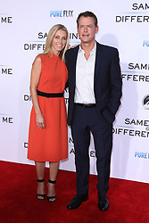 """Helen Labdon, Greg Kinnear at the Paramount Pictures And Pure Flix Entertainment's """"Same Kind Of Different As Me"""" Premiere held at the Westwood Village Theatre on October 12, 2017 in Westwood, California, USA (Photo by Art Garcia/Sipa USA)"""