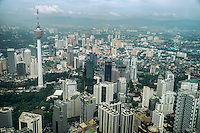 KL Tower, Bukit Nanas & Chow Kit