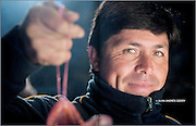 Juan Andrés Godoy, pescador artesanal. Especial 40 años de revista Que Pasa