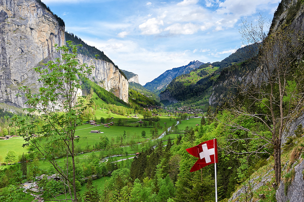 Switzerland - Lauterbrunnen Valley
