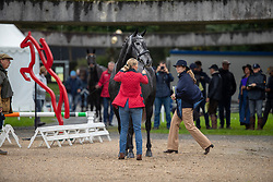 Donckers Karin, BEL, Nerium<br /> Mondial du Lion - Le Lion d'Angers 2019<br /> © Hippo Foto - Dirk Caremans<br />  16/10/2019