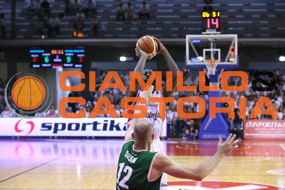 Wright<br /> Grissin Bon Reggio Emilia - Sidigas Avellino<br /> Playoff gara 3<br /> Legabasket A 2016/2017<br /> Reggio Emilia 17/05/2017<br /> Foto Ciamillo-Castoria