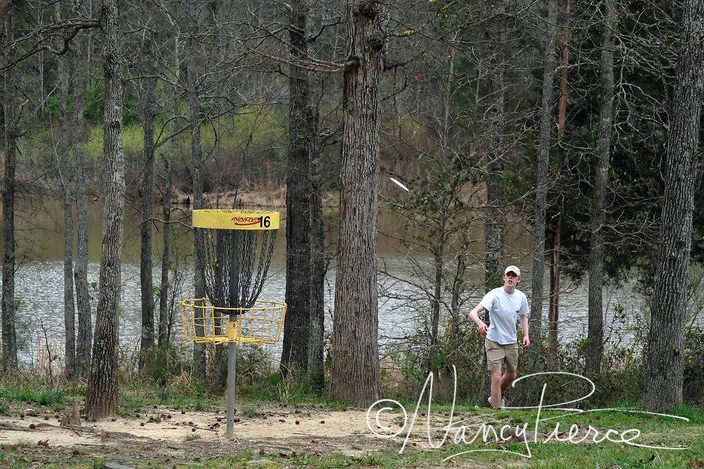 Disc Golf Course at Elon Park