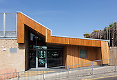 Walderslade Primary School, Clay Architecture