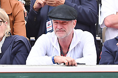 French Open - Celebs on Day 5 - 30 May 2019