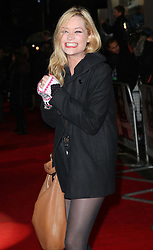Laura Whitmore arriving for the premiere of The Girl With The Dragon Tattoo,  in London, Monday 12th December 2011. Photo by: Stephen Lock / i-Images