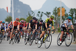 Tanja Erath (GER) at GREE Tour of Guangxi Women's WorldTour 2019 a 145.8 km road race in Guilin, China on October 22, 2019. Photo by Sean Robinson/velofocus.com