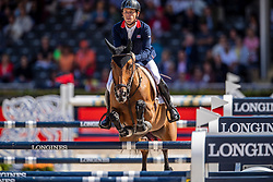 Brash Scott, GBR, Hello M Lady<br /> European Championship Jumping<br /> Rotterdam 2019<br /> © Hippo Foto - Dirk Caremans