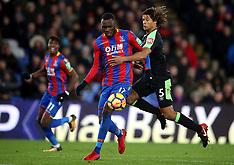 Crystal Palace v AFC Bournemouth - 09 Dec 2017