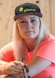 23.06.2017, Hotel Forsthofgut, Leogang, AUT, OeSV, Schwimmtraining Damen Speed Team, im Bild Tamara Tippler (AUT) // during a swimmtraining of the Austrian Ladies Speed Team at the Hotel Forsthofgut, Leogang, Austria on 2017/06/23. EXPA Pictures © 2017, PhotoCredit: EXPA/ JFK
