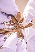 DESCRIZIONE : Supercoppa 2015 Semifinale Dinamo Banco di Sardegna Sassari - Grissin Bon Reggio Emilia<br /> GIOCATORE : Grissin Bon Reggio Emilia Team<br /> CATEGORIA : Fair Play Before Pregame<br /> SQUADRA : Grissin Bon Reggio Emilia<br /> EVENTO : Supercoppa 2015<br /> GARA : Dinamo Banco di Sardegna Sassari - Grissin Bon Reggio Emilia<br /> DATA : 26/09/2015<br /> SPORT : Pallacanestro <br /> AUTORE : Agenzia Ciamillo-Castoria/L.Canu