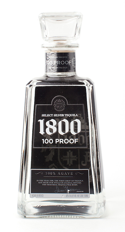 1800 Select Silver 100 Proof -- Image originally appeared in the Tequila Matchmaker: http://tequilamatchmaker.com