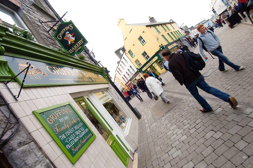 Galway City Centre. Pic: Michael Mc laughlin