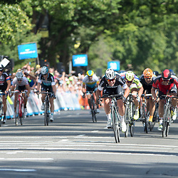 10-05-2015: Wielrennen: Amgen Tour of California: USA<br /> SACRAMENTO (USA) cycling <br /> Mark Cavendish wins the 1th stage round Sacramento and is becomes the first leader in this race.<br /> <br /> Mar