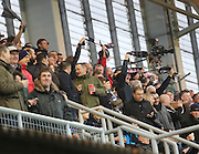 Fans pre-match - Dundee United v Dundee, SPFL Premiership at Tannadice<br /> <br />  - &copy; David Young - www.davidyoungphoto.co.uk - email: davidyoungphoto@gmail.com