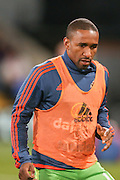 Sunderland forward Jermain Defoe  during the Barclays Premier League match between Crystal Palace and Sunderland at Selhurst Park, London, England on 23 November 2015. Photo by Simon Davies.