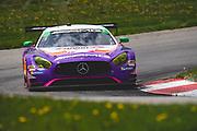 May 5, 2019: IMSA Weathertech Mid Ohio. #33 Mercedes-AMG Team Riley Motorsports Mercedes-AMG GT3, GTD: Ben Keating, Jeroen Bleekemolen, Luca Stolz, Felipe Fraga
