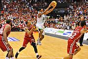 DESCRIZIONE : Campionato 2013/14 Finale GARA 7 Olimpia EA7 Emporio Armani Milano - Montepaschi Mens Sana Siena Scudetto<br /> GIOCATORE : Marquez Haynes<br /> CATEGORIA : Passaggio<br /> SQUADRA : Montepaschi Siena<br /> EVENTO : LegaBasket Serie A Beko Playoff 2013/2014<br /> GARA : Olimpia EA7 Emporio Armani Milano - Montepaschi Mens Sana Siena<br /> DATA : 27/06/2014<br /> SPORT : Pallacanestro <br /> AUTORE : Agenzia Ciamillo-Castoria / Luigi Canu<br /> Galleria : LegaBasket Serie A Beko Playoff 2013/2014<br /> Fotonotizia : DESCRIZIONE : Campionato 2013/14 Finale GARA 7 Olimpia EA7 Emporio Armani Milano - Montepaschi Mens Sana Siena<br /> Predefinita :