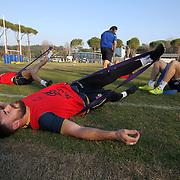 Roma 29/01/2018 CPO Giulio Onesti<br /> Raduno Nazionale, allenamento aperto al pubblico