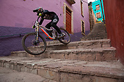 Ryan Howard in Guanajuato, Mexico.