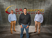 Photos from CR Crawford construction in Northwest Arkansas for Arkansas Business.<br /> <br /> Photo by Beth Hall