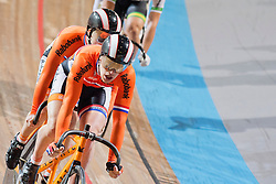 , NED, Sprint FInals, 2015 UCI Para-Cycling Track World Championships, Apeldoorn, Netherlands