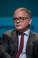 Benoit Coeure, a Lyon, lors de la 10eme edition des journees de l economie.