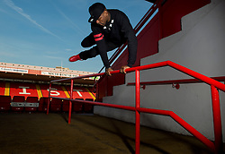 Bristol City's Jay Emmanuel-Thomas - Photo mandatory by-line: Joe Meredith/JMP - Mobile: 07966 386802 - 23/01/2015 - SPORT - Football - Bristol - Ashton Gate -  v  -