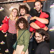 NLD/Amsterdam/20180905- Uitreiking 3FM Awards 2018, EUT